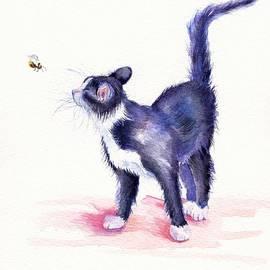 Bee Hypnotised by Debra Hall