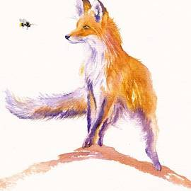 Bee Inspired - Fox by Debra Hall
