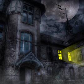Beelitz horror nights by Nathan Wright