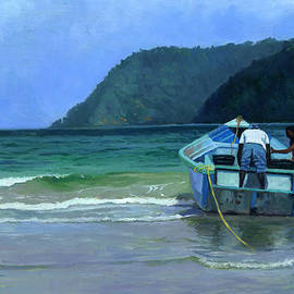 Colin Bootman - Before the Catch