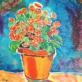 Jill Targer - Begonia
