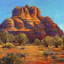 Bell Rock, Sedona Arizona by Konnie Kim
