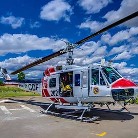 Bell Uh-1super Huey by Scott McGuire