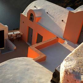 Colette V Hera  Guggenheim  - Bella Santorini Hause