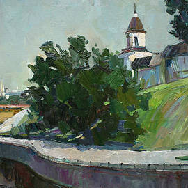 Juliya Zhukova - Below the old walls