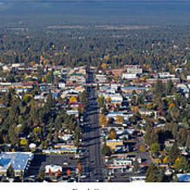Twenty Two North Photography - Bend Oregon from Pilot Butte