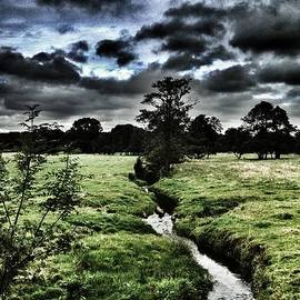 Simon Cartlidge - Beneath a Glowering Sky