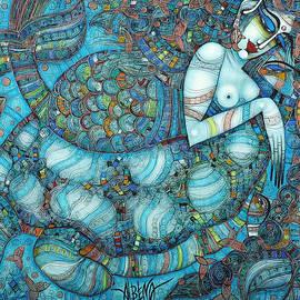 Beyond The Oceans... by Albena Vatcheva