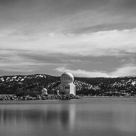 Big Bear Observatory by Robert  Aycock