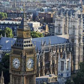 Ron Grafe - Big Ben and Westminster