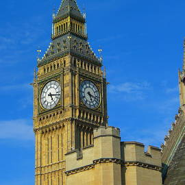 Denise Mazzocco - Big Ben Clock Tower