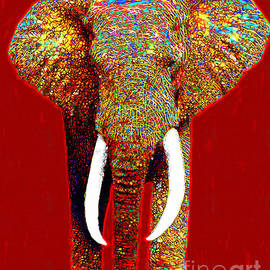 Wingsdomain Art and Photography - Big Elephant 20130201p0