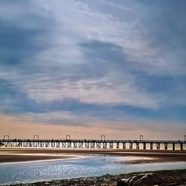 Eva Kondzialkiewicz - Big Skies Over The Pier