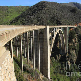 Kris Hiemstra - Big Sur Bixby Bridge