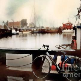 Barbara D Richards - Biking Europe