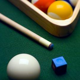 Billiards by Tony Cordoza