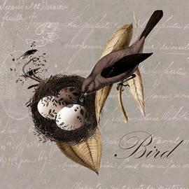 Variance Collections - Bird Nest - 02v23c2b