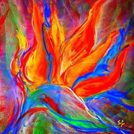Sue Jacobi - Bird of Paradise Flower