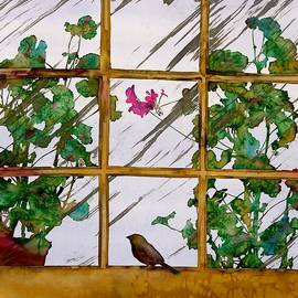 Carolyn Doe - Bird with a view