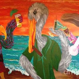 Melissa Darnell Glowacki  - Birds of Paradise
