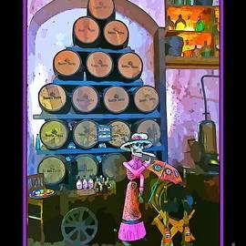 John Malone - Birthday Greeting Card Digtal Art