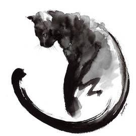 Mariusz Szmerdt - Black Cat
