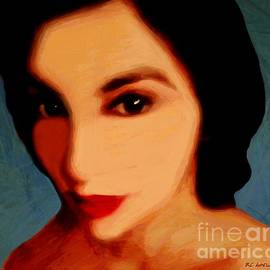 RC deWinter - Black-Eyed Beauty