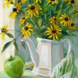 Black-eyed Susans by Bonnie Mason
