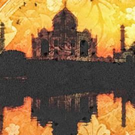 Mo T - Black Taj Mahal