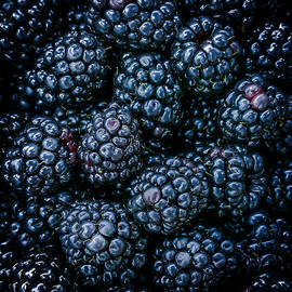 Blackberries by Karen Wiles
