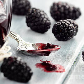 Blackberry Jam by Stephanie Frey