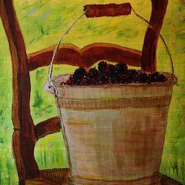 Katherine Hall - Blackberryharvest