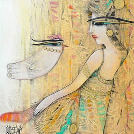 Blanche by Albena Vatcheva