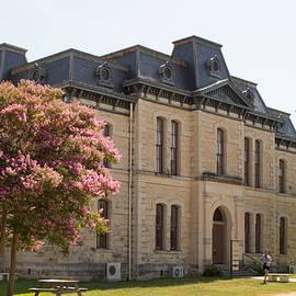 Blanco Texas Courthouse by JG Thompson