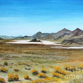 Blind Valley - Utah by Art By - Ti   Tolpo Bader