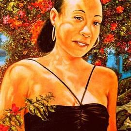 Terry Jackson - Blossom Spring