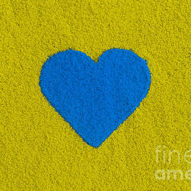 Tim Gainey - Blue Coloured Heart