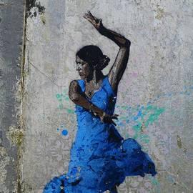 Blue Dancer by Bill Wagner
