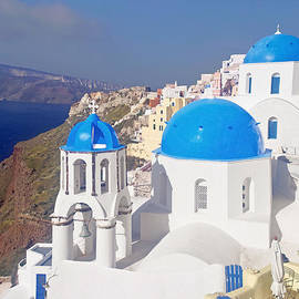 Aiolos Greek Collections - Blue Dome