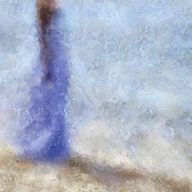 Jenny Rainbow - Blue Dream. Impressionism