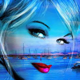 Blue Eyes Blue by Angie Braun