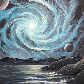Gregory  Waters - Blue Galaxy