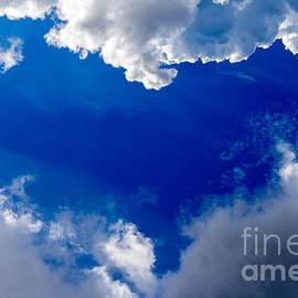 Kerstin Ivarsson - Blue Heart in Heaven