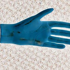Gustave Kurz - Blue Man Hand WHAT