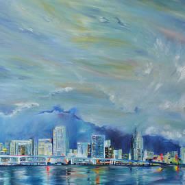 Ksenia VanderHoff - Blue Miami