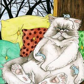 Julie McDoniel - Blue mice