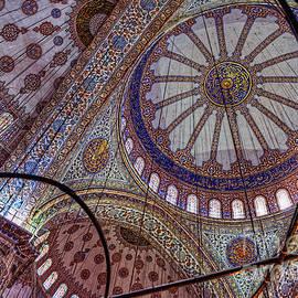 Nigel Fletcher-Jones - Blue Mosque Istanbul