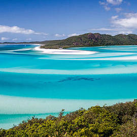 Mr Bennett Kent - Blue Paradise Whitehaven Beach Whitsunday Island