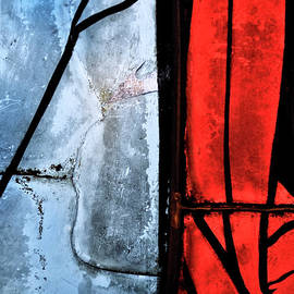 Marianne Campolongo - Blue Red and Blue