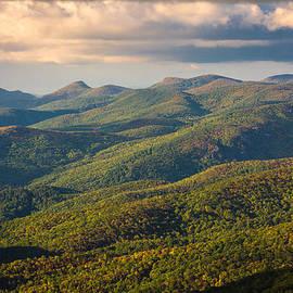 Serge Skiba - Blue Ridge Panoramic